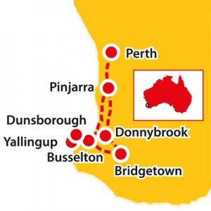 art tours of south west wa, western australian art tours, art tours of western australia