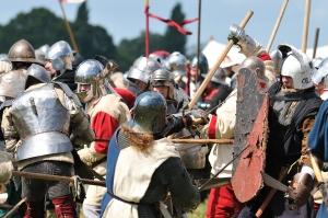 Balingup medieval festival. seniors tours from perth, seniors coach tours, western australia