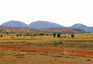 flinders ranges, art tours flinders ranges, herman pekel, art tours with herman pekel, australian art tours, art tours australia, wilpena pound
