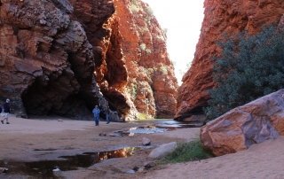 simpson's gap, alice springs, namatjira country, Northern Territory