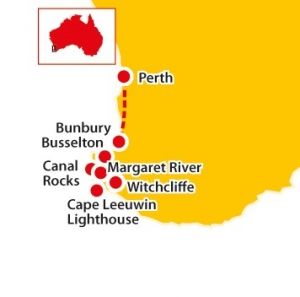 margaret river, margaret river western australia, tours of western australia, western australian tours, wine region western australi