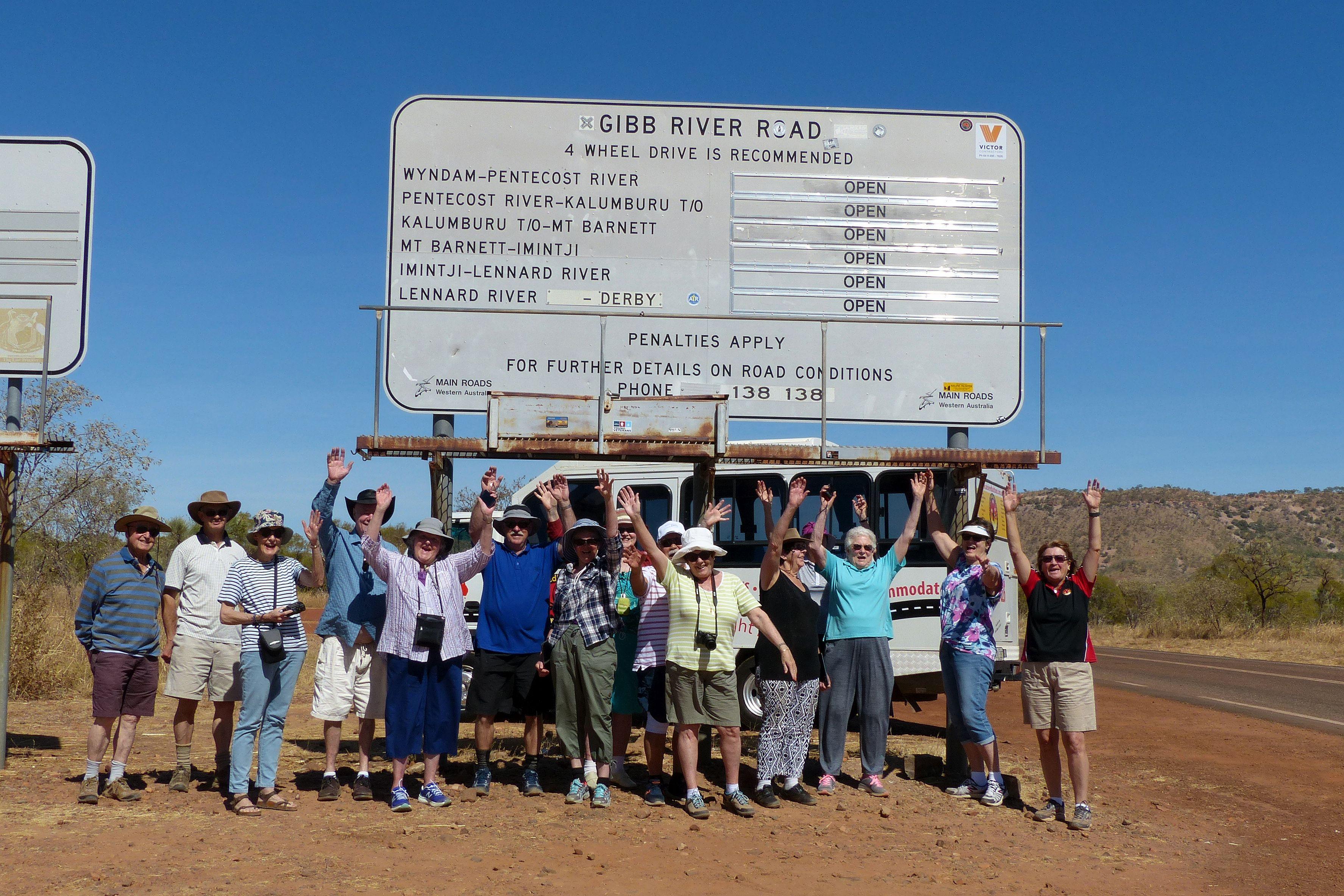 tours of australia, seniors tours, tours for seniors