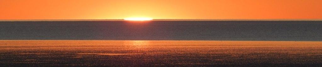 Sunset for newsletter