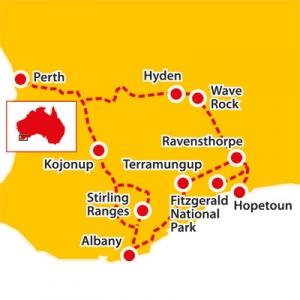 south west wa wildflowers, wildflowers western australia, tours to wa wildflowers
